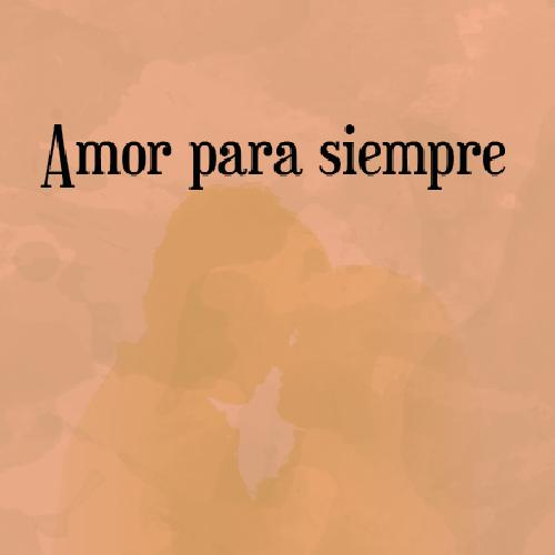 Microrrelato Amor para siempre