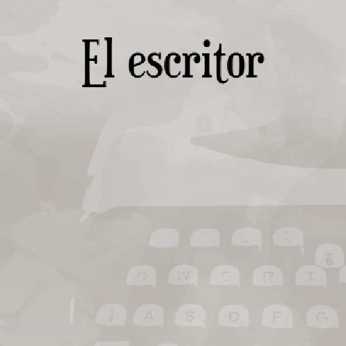 Microrrelato El Escritor