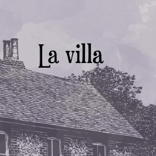 Microrrelato La villa